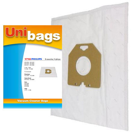 UNIBAGS 1710 / PHILIPS / OSLO