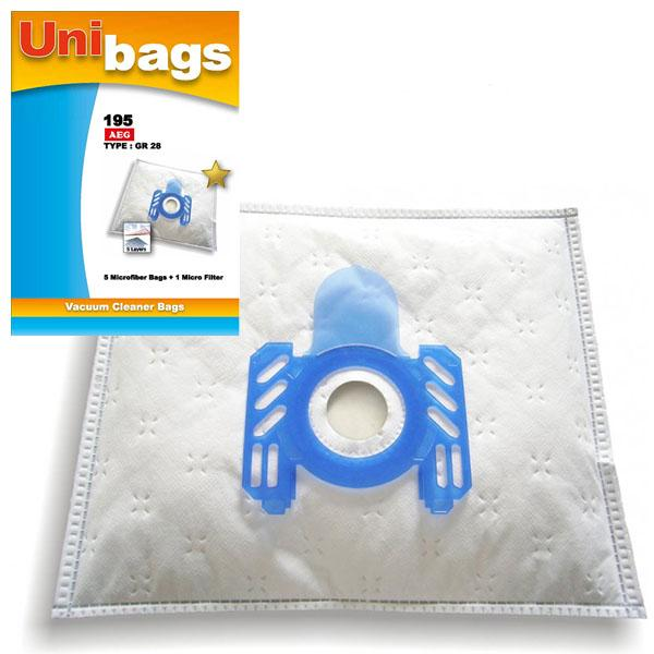 UNIBAGS 195 / SINGER /JUNIOR 1000